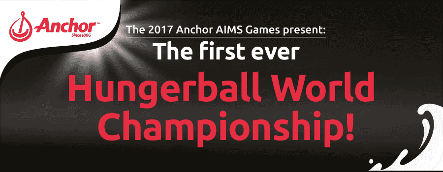 The First Ever HUNGERBALL World Championship